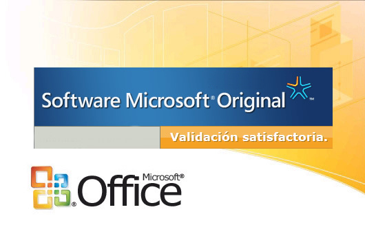 Validar MS Office 2007 Office2007